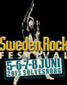See You at Sweden Rock!